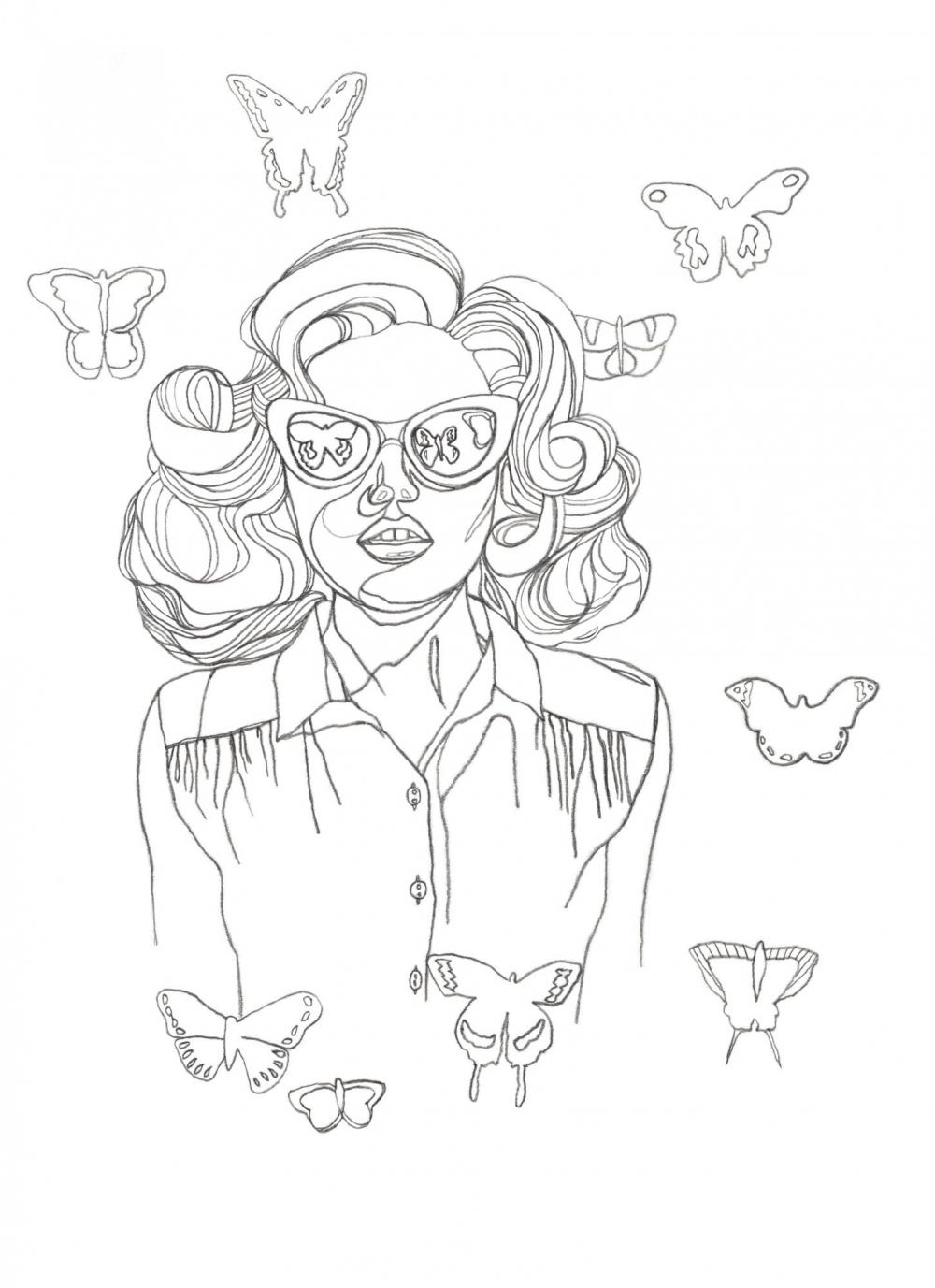 Illustrations And Drawings Deborah Kraaijeveld