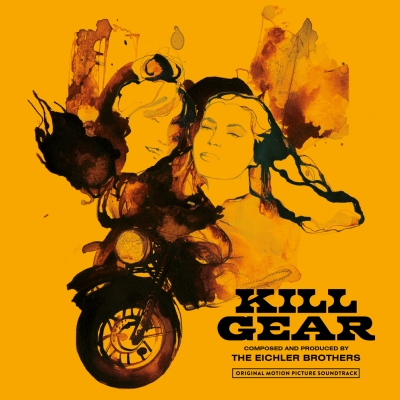 Kill Gear / illustratie voor albumcover, poster & ea. artwork